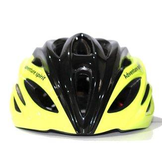 Capacete Ciclismo Mtb Jet Adventure Hornet Amarelo Neon