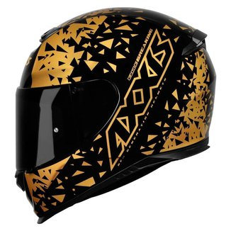Capacete Eagle Breaking Axxis Masculino