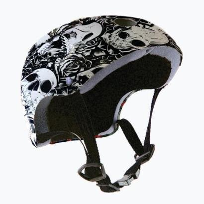 Capacete Gold Sports Adulto Caveira