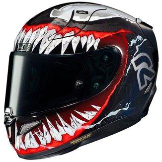 Capacete HJC RPHA 11 Venom 2 Preto (Tri-Composto) - 61