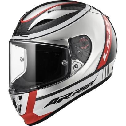 Capacete Ls2 Ff323 Arrow C Indy Chrome Fibra De Ca