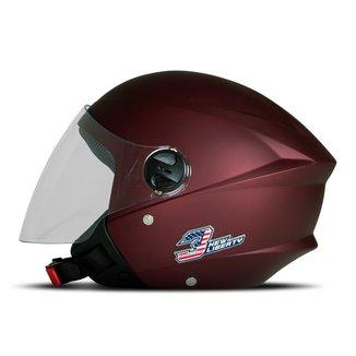 Capacete Moto Aberto Pro Tork New Liberty 3 Eliteee