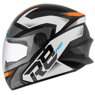 Capacete Moto Fechado Integral Pro Tork R8 Pro Brilhante
