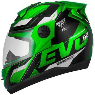 Capacete Moto Fechado Pro Tork Evolution G8 Evo