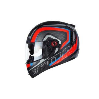 Capacete Moto Feminino Masculino Peels Icon Silverstone