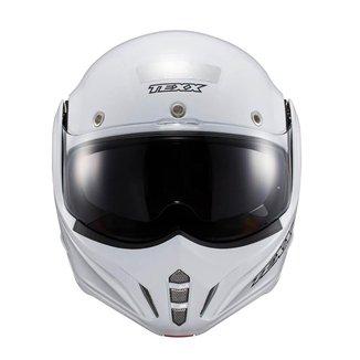 Capacete Moto Texx Stratos 180 Branco
