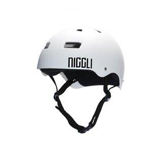 Capacete Niggli Pads Profissional Iron Fosco