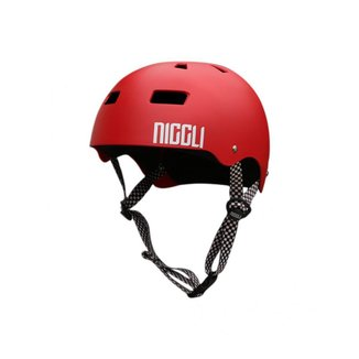 Capacete Niggli Pads Profissional Iron
