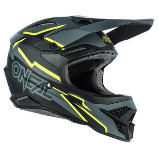 Capacete ONeal 3Series Voltage Fluo