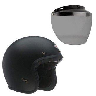 Capacete para Moto Bell Helmets Custom 500 + Viseira MXL Flip