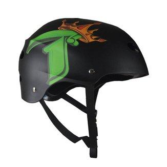 Capacete Traxart  Profissional / Esportivo - DP-131- T King -  Skate / Patins / Bike
