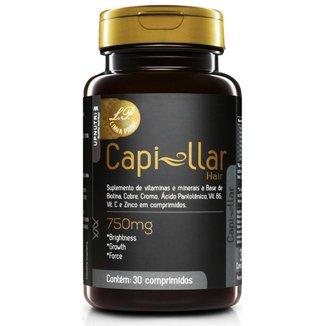 Capillar Hair Biotina 750mg (30 Cápsulas) Upnutri