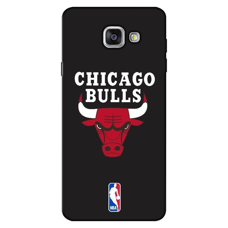 Capinha para Celular NBA - Samsung Galaxy A3 2016 - Chicago Bulls - A05 61ec6ec9451