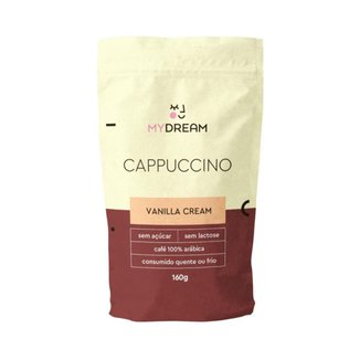 Cappuccino Salted Caramel My Dream 160g