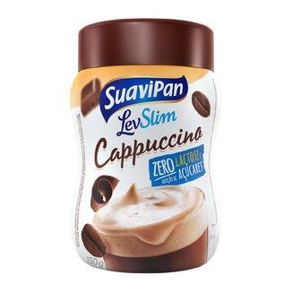 Cappuccino Zero Açúcar SuaviPan 150g
