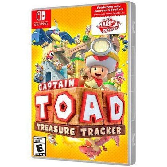 Captain Toad Treasure Tracker - Switch - Incolor