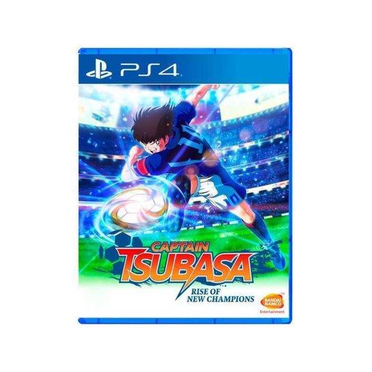 Captain Tsubasa Rise of New Champions - PS4 - N/A