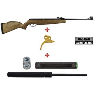 Carabina de Pressão CBC B19-X Pro Precision 5.5mm