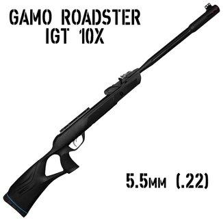 Carabina de Pressão Roadster IGT 10X 2 Geração Gás Ram 5.5mm – Gamo