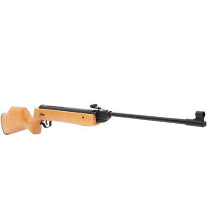 Carabina Espingarda de Pressão Fiora Madeira 5.5mm - Unissex
