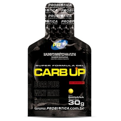Carb-Up Gel BCAA Plus c/ 10 Sachês - Probiótica