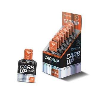 Carb Up Gel Black Laranja Com 10 Sachês de 30g Probiótica