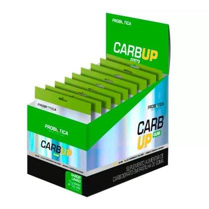 Carb-up Gum 10 unidades - Probiótica - Limão