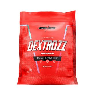 Carboídrato Dextrozz 1Kg - IntegralMédica