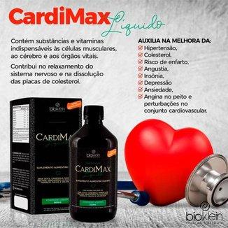 Cardimax Líquido - 5 unidades de 500ml - Bioklein