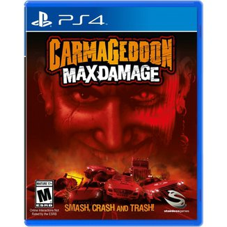 Carmageddon Max Damage - Ps4