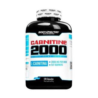 Carnitine 2000 120 Cápsulas Body Nutry