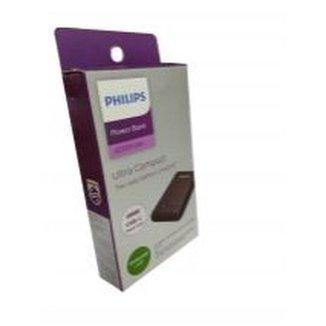 Carregador Portatil Philips 4000mah Dlp1705cb