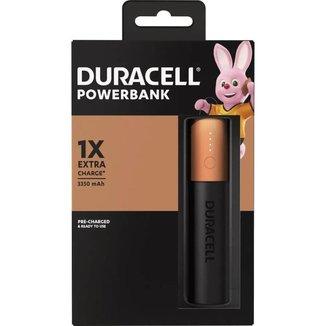 Carregador Portátil Powerbank Duracell 3350mAh -