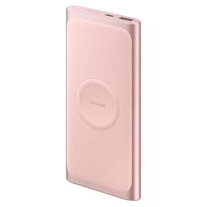 Carregador Power Bank Samsung Fast Charge Wireless EB-U1200CPPGBR 10000MAH USB - Unissex