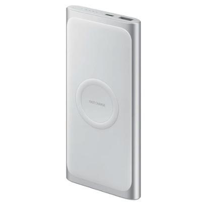 Carregador Power Bank Samsung Fast Charge Wireless EB-U1200CSPGBR 10000MAH USB - Unissex
