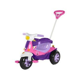 Carrinho de Passeio Infantil Velotri com Pedal