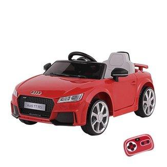 Carrinho Elétrico Infantil Audi TT RS 12V Com Controle Remoto Belfix