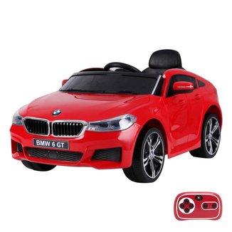 Carrinho Infantil Elétrico BMW 6 GT Gran Turismo, 12V Com Controle Remoto BelFix Bel Brink