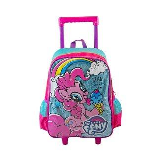 Carrinho Infantil My Little Pony Luxcel Roxo e Rosa IC34152PN