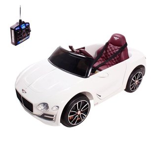 Carro Infantil Eletrico Bentley EXP12 6V Bel Com Controle Remoto