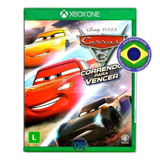 Carros 3 Correndo para Vencer - Xbox One - Incolor