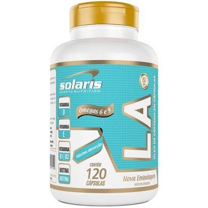 Cártamo 120 Cáps - Solaris Nutrition