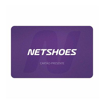 Oferta Cartão Presente Netshoes R$ 100,00 por R$ 100