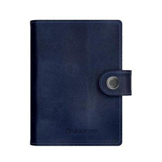 Carteira Ledlenser Lite Wallet Classic Midnight Blue