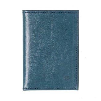 Carteira Pequena Feminina Azul - Riverside 104