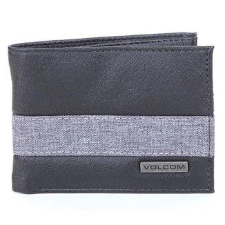 Carteira Volcom Color Block Stone