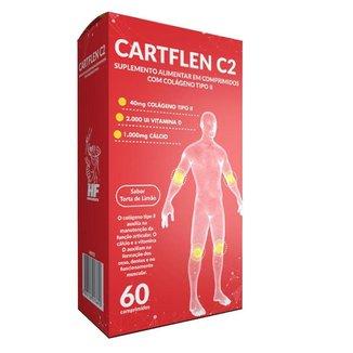 Cartflen C2 Colageno Tipo Ii Hf Suplements 60 Comp
