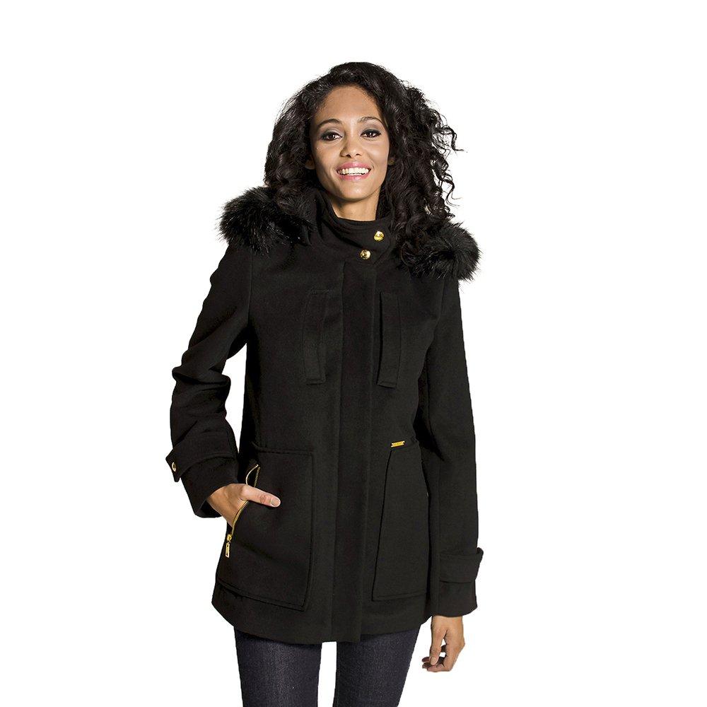 44a5ed42e Casaco Clássico Com Pelos Colcci - Compre Agora | Netshoes