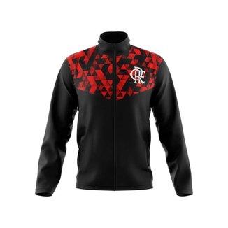 Casaco Flamengo Infantil Sleeve