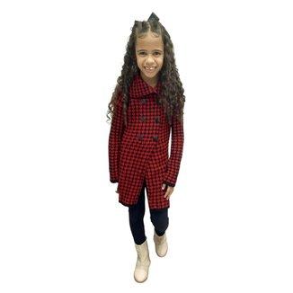 Casaco Tricot Elsa Feminino Menina Infantil Shopping do Tricô